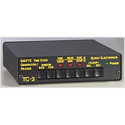Burst TC-3 SMPTE Time Code Reader/Generator