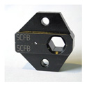 Canare TCD-5CF Crimp Die Set for BCP-C77A & RCAP-C5F Connectors