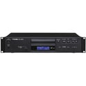 Tascam CD-200 Professional Rack Mountable Studio CD Player