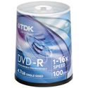 TDK Life on Record 48520-KIT DVD-R - 16x - 4.70 GB - 200 Pack