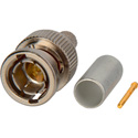 ADC-Commscope BNC-5-B-N 3GHz 75 Ohm BNC Connector for Belden 1187A - 100 Count (
