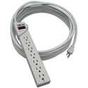 TrippLite TLP725 7-Outlet Surge Suppressor 25ft Cord