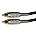 TecNec Premium RCA Male - RCA Male Audio Cable 3ft