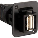 TecNec Solderless USB Type A Over Cat5e or Cat6 D Series Mount