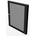 TecNec 24 RU Vented Door For TN-KDR Series Racks