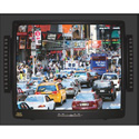 ToteVision LED-1708HDR 17 Inch LED-backlit Rack Mount Monitor