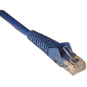 Tripp Lite N201-003-BL 3-ft. Cat6 Gigabit Snagless Molded Patch Cable (RJ45 M/M) - Blue