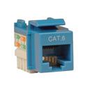 Tripp Lite N238-001-BL 110 Punchdown Jack Cat6/Cat5e - Blue