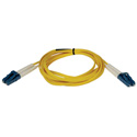 Tripp Lite N370-01M Duplex SMF 8.3/125 Patch Cable (LC/LC) 3 Ft.