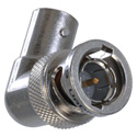 Trompeter UADRMF220 Right Angle Female to Male BNC Adapter