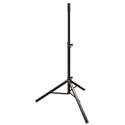 Ultimate Support TS-70B Aluminum Tripod Speaker Stand 150 lb Load Capacity