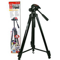 VidPro TT-2000 66 Inch Video/Photo/Digital Tripod