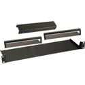 TV One Single/Dual Rackmount Frame for 1T-C2 Units