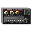 RDL TX-TPR3A Active Three-Pair Receiver Twisted Pair Format-A - Balanced Line