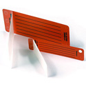 Hellermann Tyton Cable Tie Write-On Tags 3 x 3/4 25pk