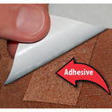 UGLU Multi-purpose Industrial Strength Adhesive Strip 1in X 65ft Roll