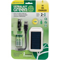 ULGOSOLAR Green Solar Charger - Free Charging Zone
