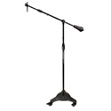 Ultimate Support MC-125 51-82 Inch Studio Boom Stand with Casters & Counterweight