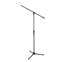 Ultimate Support MC-40B 36 to 63 Inch High Mic Stand & Boom Combination - Black