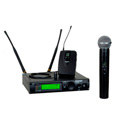 Shure ULXP124/85 Combo Wireless System (M1 662-698)