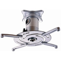 Bentley UPM-11 Universal Projector Mount (Silver)
