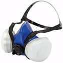 NIOSH Approved P95 Maintenance-Free Dual Cartridge Respirator