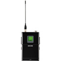 Shure UR1 Bodypack Transmitter And Threaded TA4F Adapter - G1 470-530Mhz
