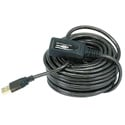 32FT USB 2.0/1.0 Active EXTENSION Repeater CABLE A Male to A Female