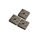 Marshall Electronics Set of 3 Tripod Mount Brackets With Screws