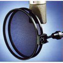 Popless Voice Screen 6 Inch Diamter Pop Filter