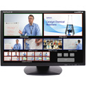 Vaddio 999-5520-022 TeleTouch 22In. HD Touch Screen LCD Monitor w/Base
