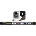 Vaddio WallVIEW CCU 300 Standard Definition PTZ Camera Control Unit