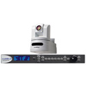 Vaddio 999-6947-100AW WallVIEW CCU HD-19 CAT-5 PTZ - White