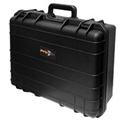 Vault Case VC-22 21x14x9 Inch Water Resistant Case w/Trolley (Black)
