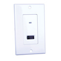 Vanco 280740 IR Wall Plate Receiver