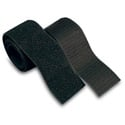 Velcro 90209 Industrial Strength Adhesive Velcro 4inx2in Strips 4 Sets of Black