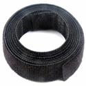 VELCRO® Brand ONE-WRAP® 3/4-Inch x 4 Foot Roll - Black