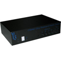 4x2 Component Video Coaxial & Optical Digital Audio Switcher / DA