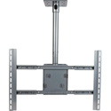 VMP PDS-LC Large Flat Panel Ceiling Mount (Silver)