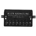 Allen Avionics Variable Video Delay Line 0 to 10.5 Nanoseconds