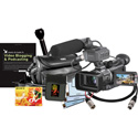 Pro HD Video Podcasting Kit with Sony HXRNX30U HDV Camcorder
