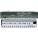 Kramer Electronics VS-162V 16x16 Video Matrix Switcher
