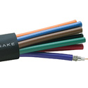 Gepco 10 Conductor RG6 High Def Coax Snake Cable 1000 Ft.