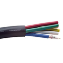 Gepco VS42001 4 Channel Coax Digital Video Cable - By the Foot