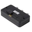 2-Way Push Button 75 Ohm RF A/B Switch Box