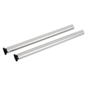 VariZoom VZ-R1003 Set of Two 8 Inch Long 15mm Support Rods