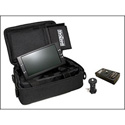 Varizoom VZ-TFT-7U 7in LCD Monitor On-Camera Kit with Hood Battery Pk and Shoe