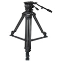 VariZoom VZ-TK100A 100mm Tripod/Head Combo with VZ-FH100 Head & VZ-T100A Tripod