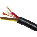 Mogami W2921 4-Conductor 13GA Speaker Cable Black Pef Foot