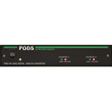 Ward Beck POD13A Dual AES/EBU-to-Analog Audio Converter